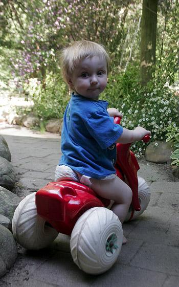 Trike-ing